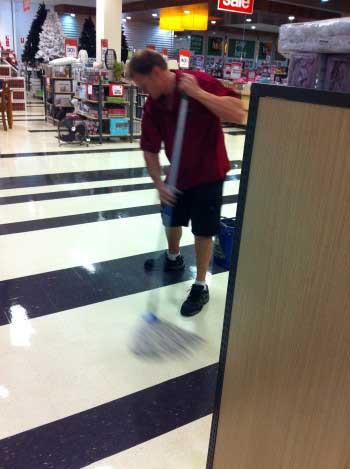 floormopping