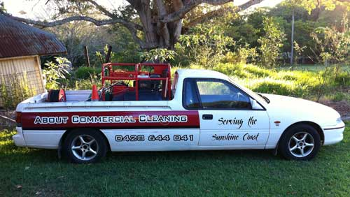 pressure cleaner sunshine coast