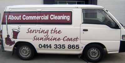 cleaners sunshine coast